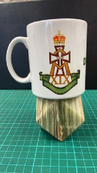 Green Howards Mug